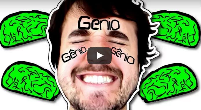 Coisa de Nerd jogando o Gênio Quiz 6