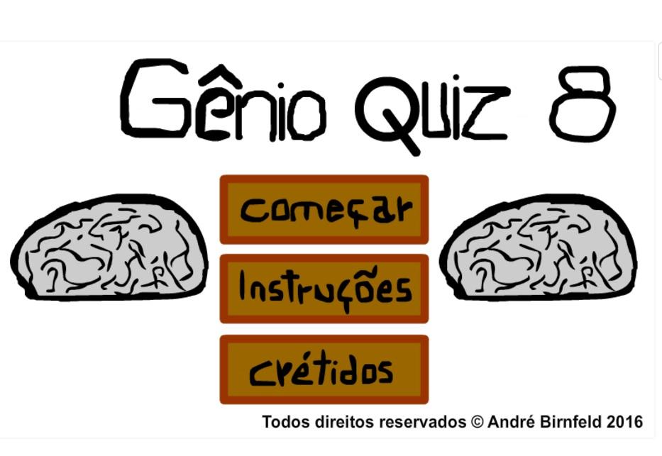 Genio Quiz 8