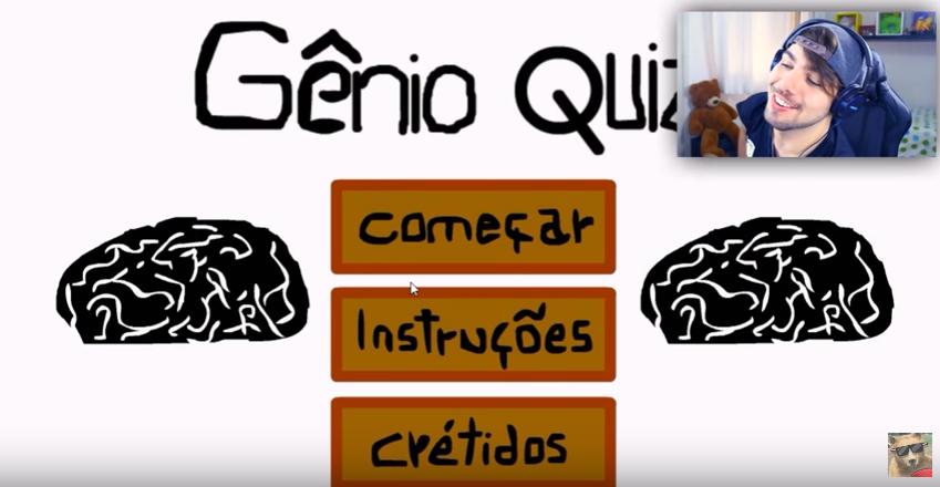 T3ddy jogando o Gênio Quiz 9
