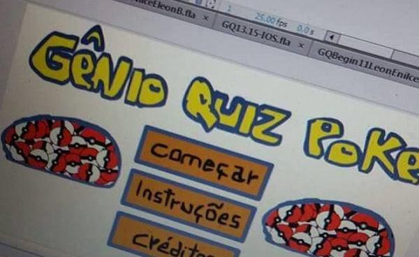 Quiz de Pokémon GO no Gênio Quiz