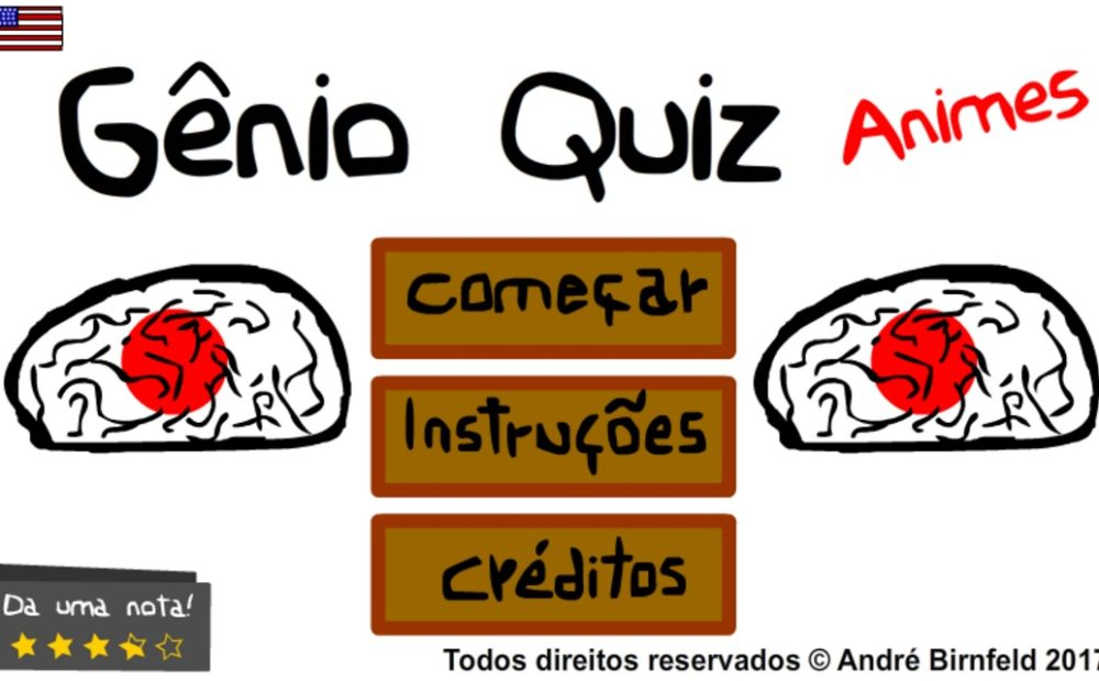 Gênio Quiz Animes