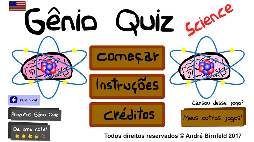 Gênio Quiz Science