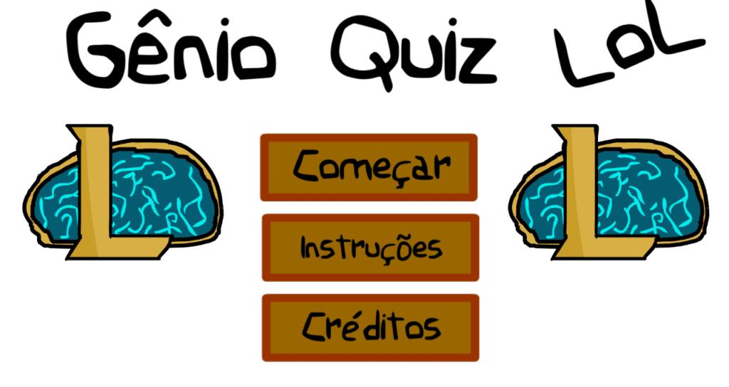 Gênio Quiz League of Legends