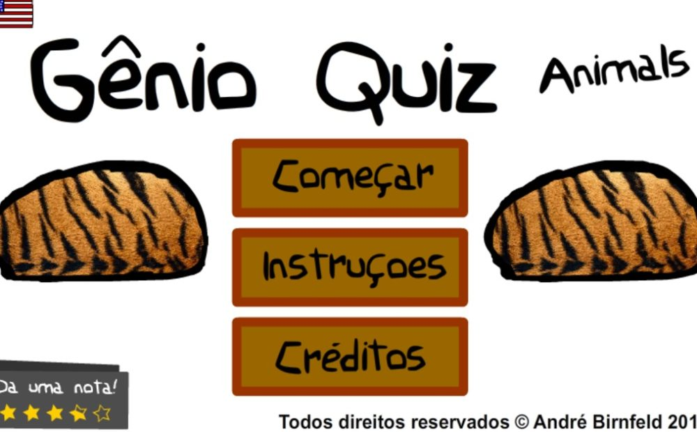 Gênio Quiz Animals