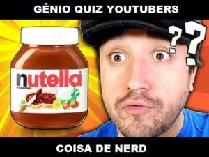 Gênio Quiz Youtubers com Coisa de Nerd