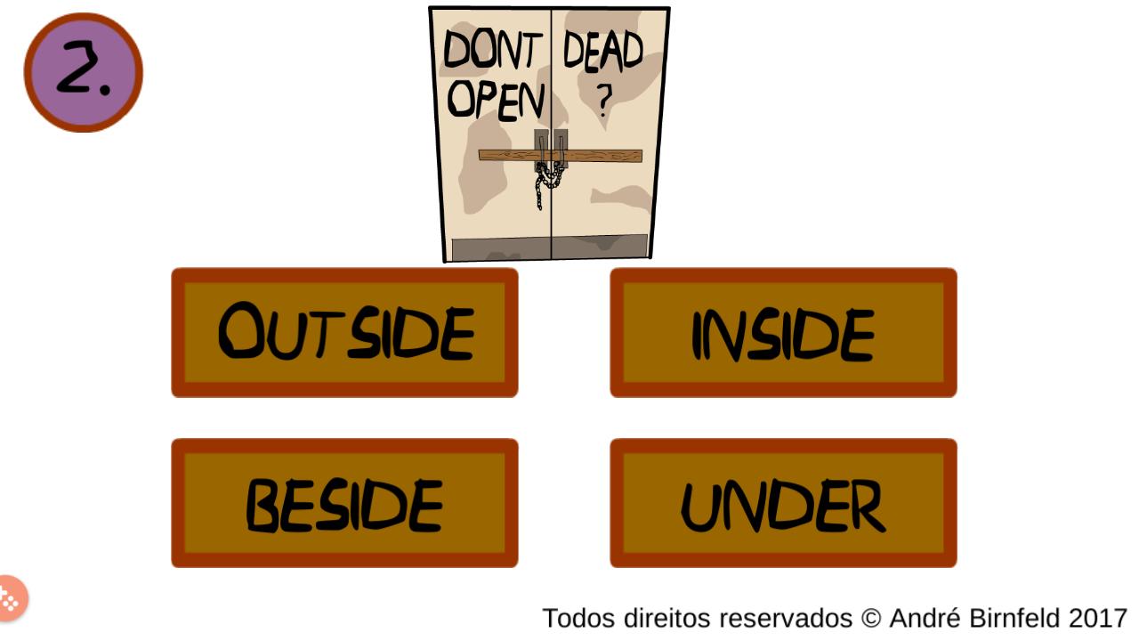 Gênio Quiz The Walking Dead questão 2