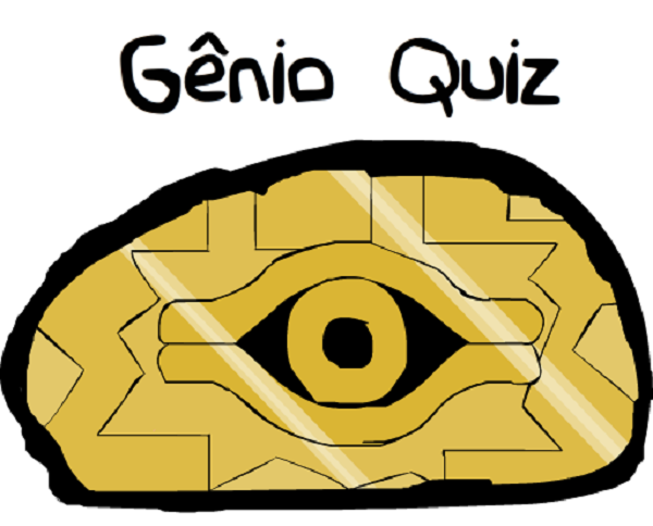 Genio Quiz Yu-Gi-Oh! logo