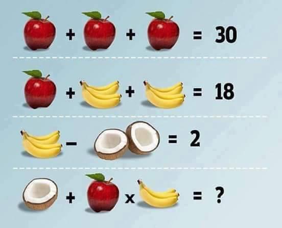Teste de Matemática do Gênio Quiz