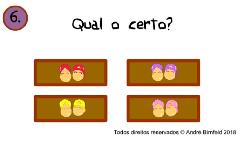 Gênio Quiz Felipe Neto questão 6