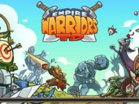 Empire Warriros TD um jogo de defesa com torres