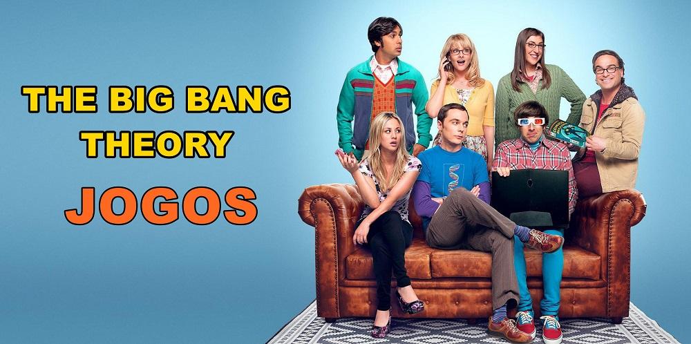 Jogos The Big Bang Theory
